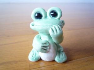 カエル写真
