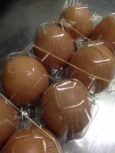 カヤニファームの卵