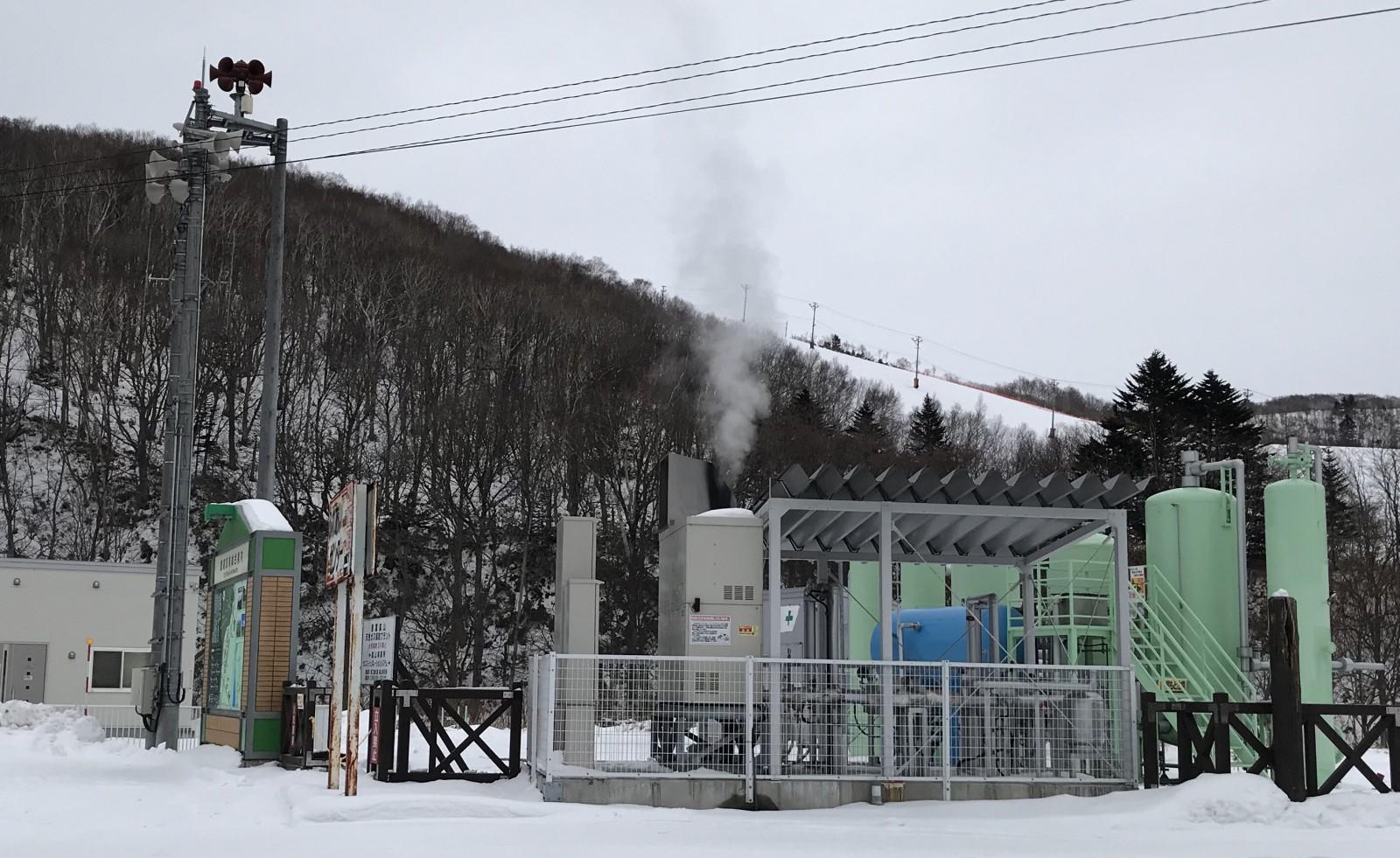 令和元年12月12日に発生した地震による温泉供給への影響について