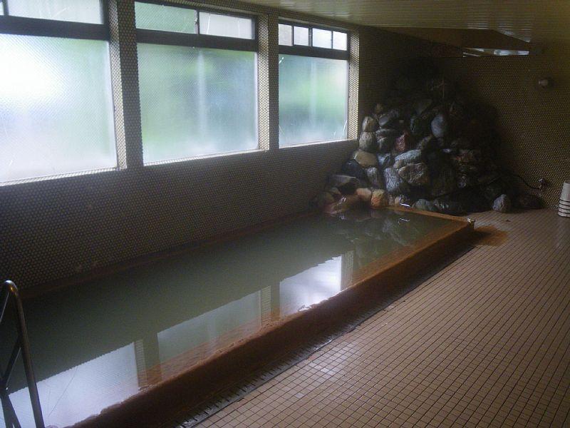 温泉閣の男湯1